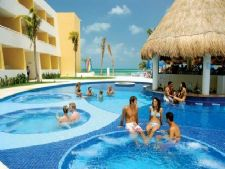 Temptation Resort Spa in Cancun, Mexico