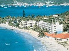 Belair Beach Hotel In Sint Maarten Caribbean