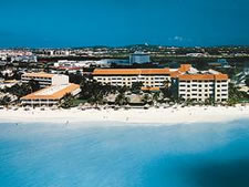 Casa del Mar Beach Resort in Aruba, Caribbean