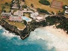 Crane Beach Resort In Barbados Caribbean
