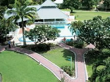 Divi Southwinds Beach And Racquet Club In Barbados Caribbean