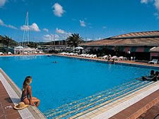 Jolly Harbour Marina and Golf Resort in Antigua, Caribbean