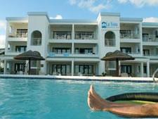 La Vista Beach Resort In Sint Maarten Caribbean