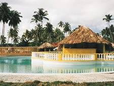 Samana Bay Village in Dominican Republic, Caribbean
