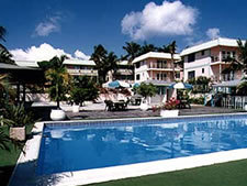 Summit Resort Hotel in Sint Maarten, Caribbean