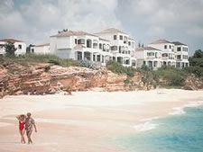 The Ocean Club Villas in Sint Maarten, Caribbean