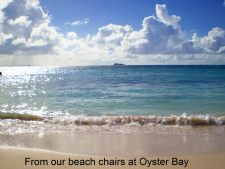Oyster Bay Beach Resort in St. Maarten, Caribbean