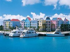 Harborside at Atlantis in Paradise Island, Bahamas, Caribbean
