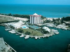 Xanadu Beach Resort and Marina in Freeport, Bahamas, Caribbean