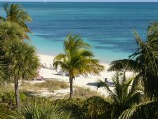 Ritz Beach Resort in Freeport, Bahamas, Caribbean