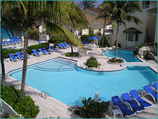 Sunrise Beach Club + Villas in Nassau, Bahamas, Caribbean