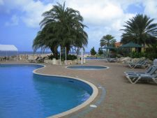 The Royal Sea Aquarium Resort in Curacao, Caribbean