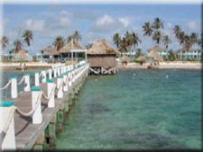 Costa Maya Reef Resort in Belize, Caribbean